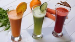 Los zumos de verduras: ¿Cómo prepararlos?