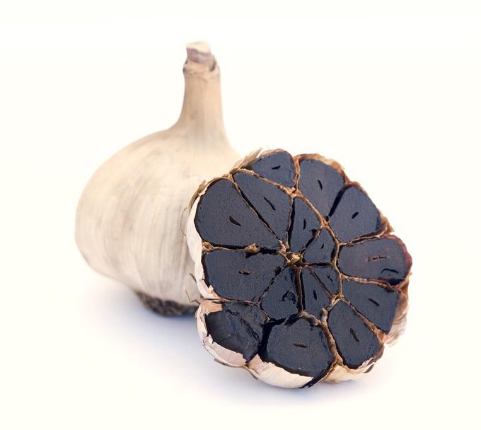 El ajo negro: Sus beneficios para la salud
