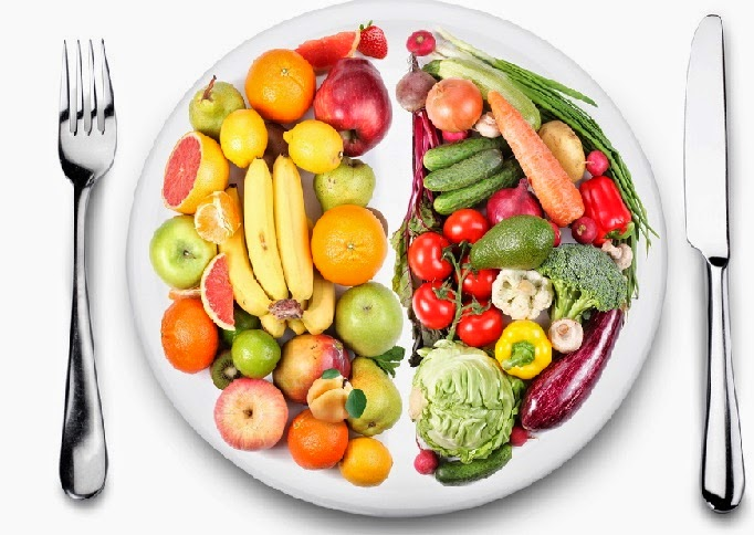 ¿Quieres ser feliz? Come más frutas y verduras - Los