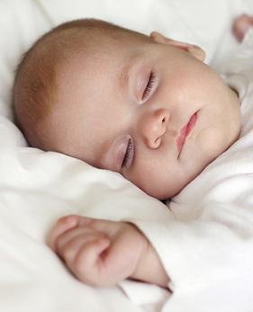 Posición para dormir bebés