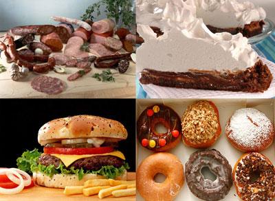 Alimentos prohibidos para diabéticos
