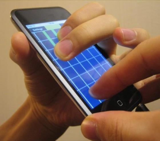 Lesiones musculares provocadas por el uso del móvil