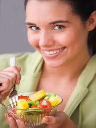 Comer sano en verano