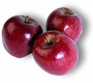 Comer manzanas