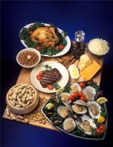 Los alimentos para el sistema inmunológico según las estaciones del año