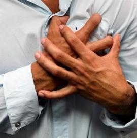 Los síntomas de la angina de pecho y su diagnóstico