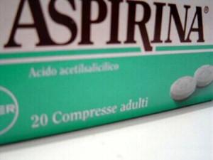 La sobredosis de aspirina