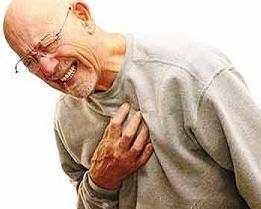 Las causas de la angina de pecho