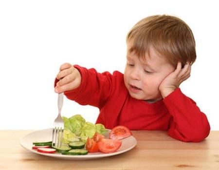 Dieta del niño
