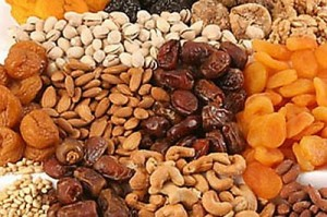 Beneficios de los frutos secos para la diabetes