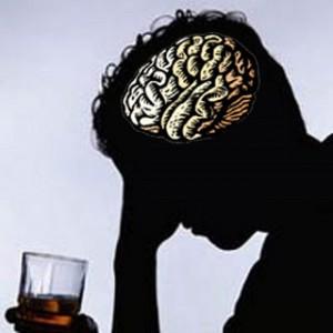 Los efectos del alcohol en el cerebro