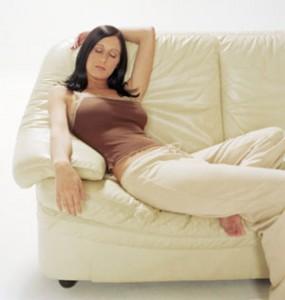 Los síntomas de la fatiga crónica: Mucho más que cansancio