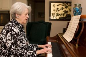 Los beneficios de la música para los adultos mayores
