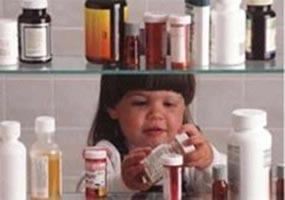Aumenta el envenenamiento por drogas en los niños