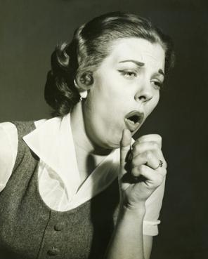 ¿Qué causa la tos?