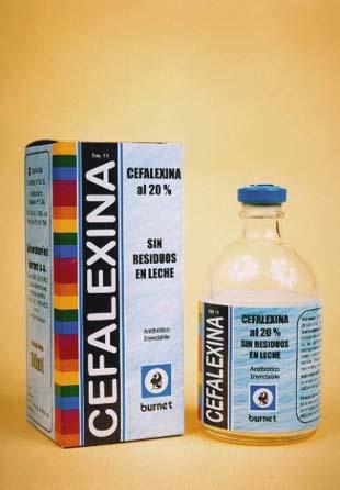 Los usos de la cefalexina
