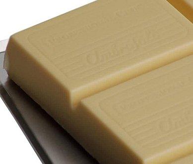 Las propiedades del chocolate blanco