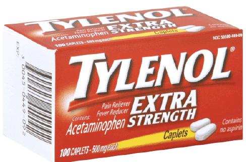Los efectos secundarios del tylenol en niños asmáticos