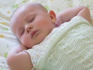 ¿Cuánto duerme un bebé?