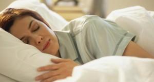 La terapia del sueño: Un poderoso calmante