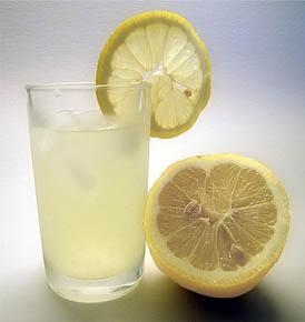 Los beneficios de la limonada para la salud