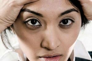 Manchas alrededor de los ojos: Signo de colesterol alto