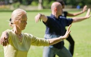 Los beneficios del Tai Chi para las personas con Parkinson