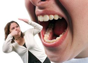 Las causas de la halitosis