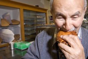 ¿Pérdida de memoria por comer en exceso?