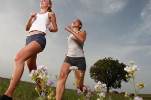 El ejercicio moderado aumenta las probabilidades de salir embarazadas