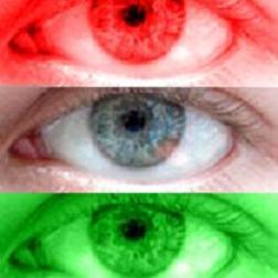 El daltonismo en los niños
