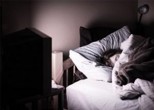 La luz eléctrica: Una causa del insomnio