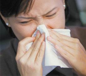 Las alergias de otoño