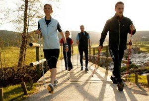 Caminar y el riesgo de diabetes