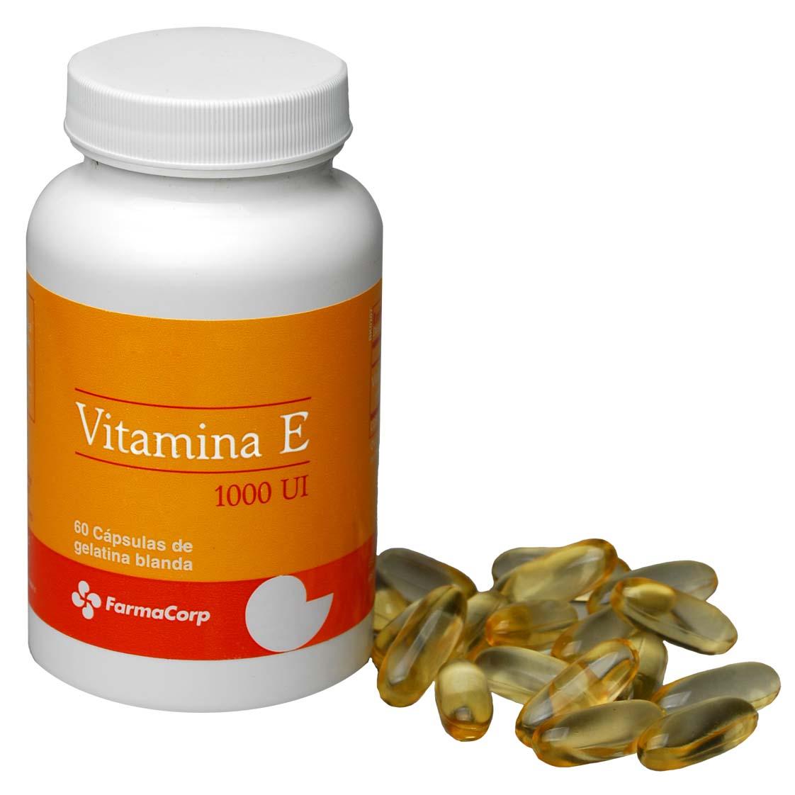Beneficios de la vitamina E para la piel - Los Medicamentos