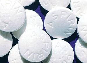 La aspirina contra el cáncer de colon