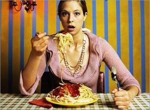 Pensar que se ha comido mucho nos ayuda a sentirnos más llenos