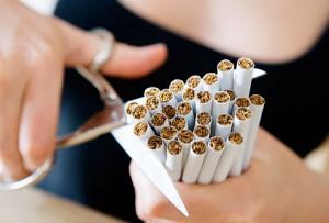 Los efectos secundarios de dejar de fumar