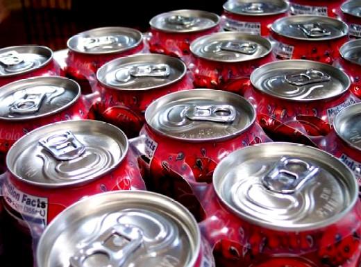 Cinco razones para no consumir las sodas