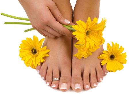 Trucos para tener unos pies bellos