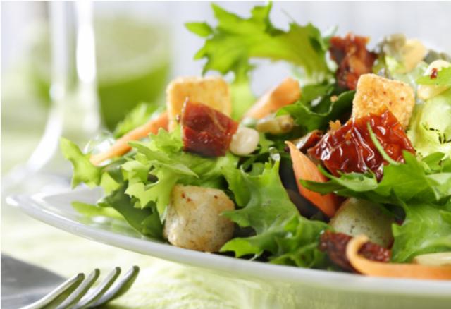 Los beneficios de ser vegetarianos