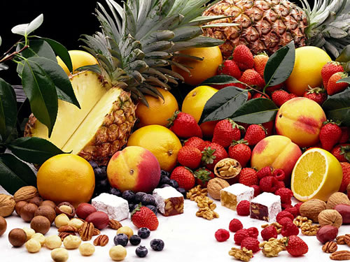 La nutrición es la base de la felicidad