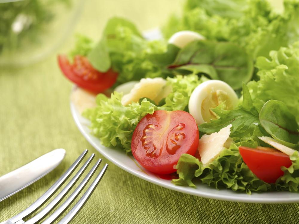 Siete razones para incluir las ensaladas en nuestra dieta