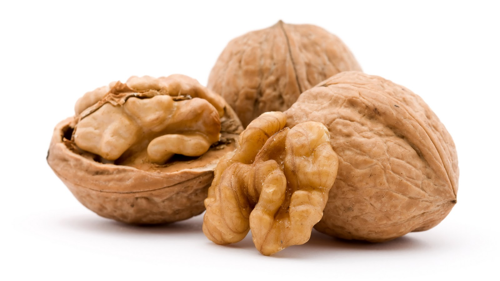 Las nueces son los frutos secos más beneficiosos