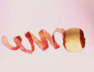 cascara manzana
