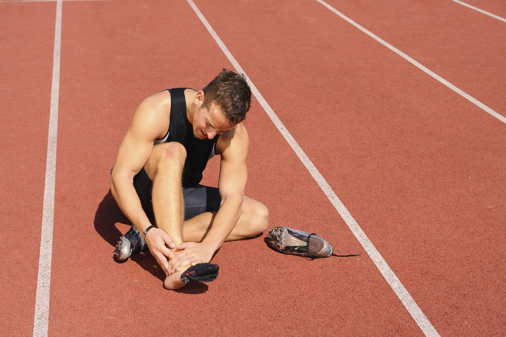 Los errores técnicos más usuales al correr