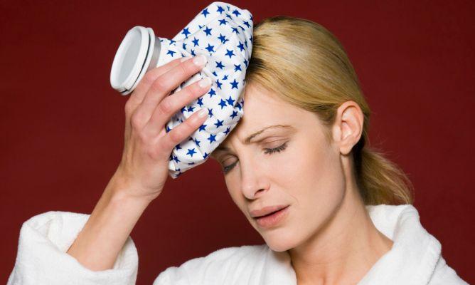 Las 5 causas más comunes del dolor de cabeza
