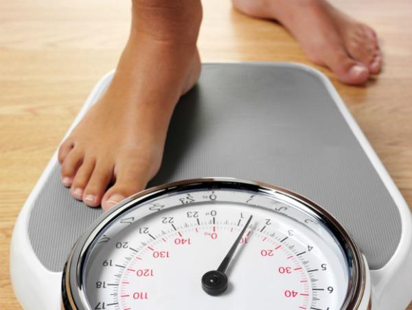 Objetivos realistas para perder peso