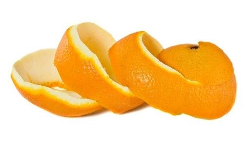 La cáscara de la naranja: Un antimicrobiano natural