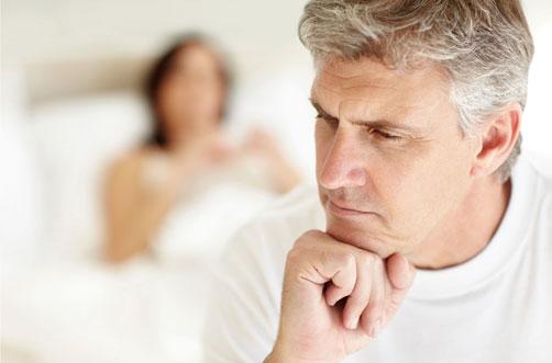 Las 7 causas más comunes de la impotencia masculina
